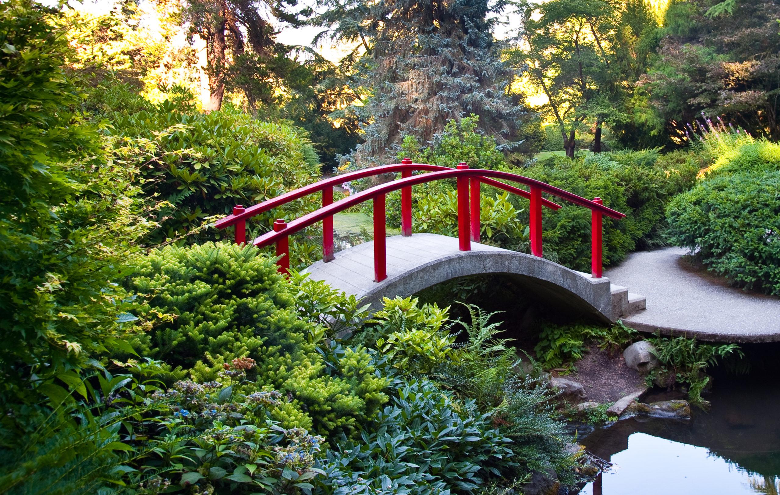 Kubota Garden Seattle