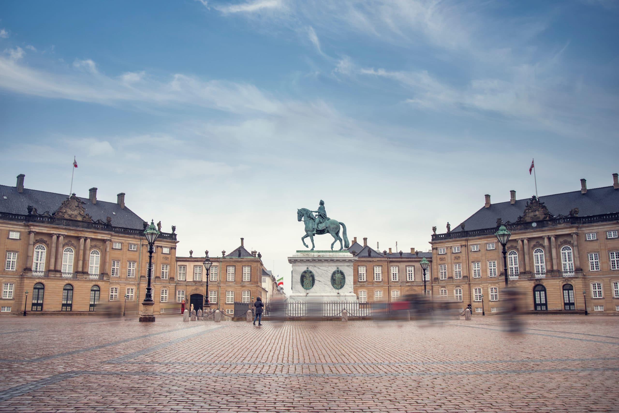 Royal Amailienborg Palace
