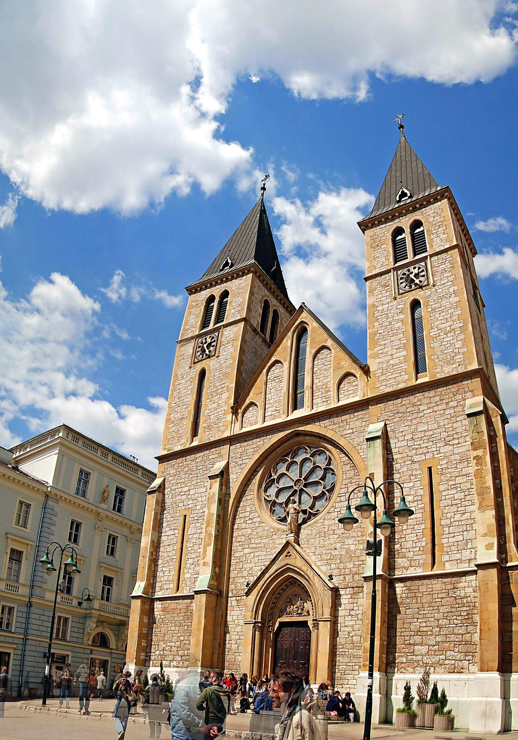 Sarajevo Cathedral image