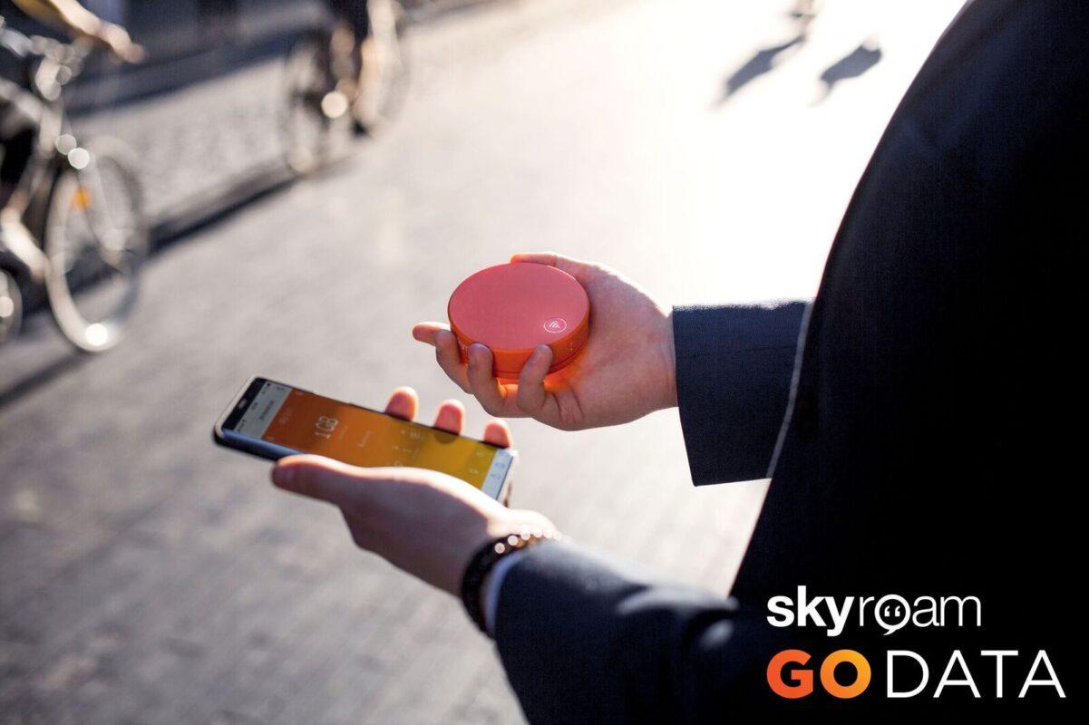 Skyroam Go Data