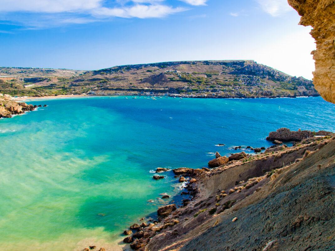 Ghajn Tuffieha Malta