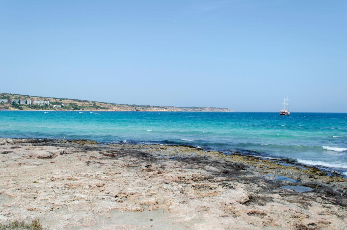 Mellieha Bay = Malta